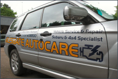courtesy cars fully available at gilesgate autocare in hexham