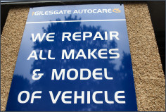 we repair all types of cars at gilesgate autocare in hexham